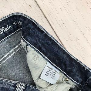 Cowgirl Tuff Jeans - Cowgirl Tuff Co. Ride & Shine Boot Cut Jeans Sz 28